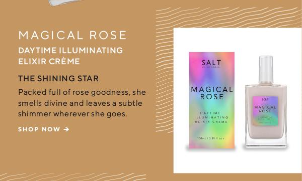 Magical Rose Daytime Illuminating Elixir Crème